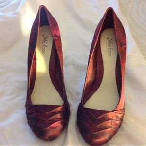 *SALE* Leila Rose for Payless rose heels
